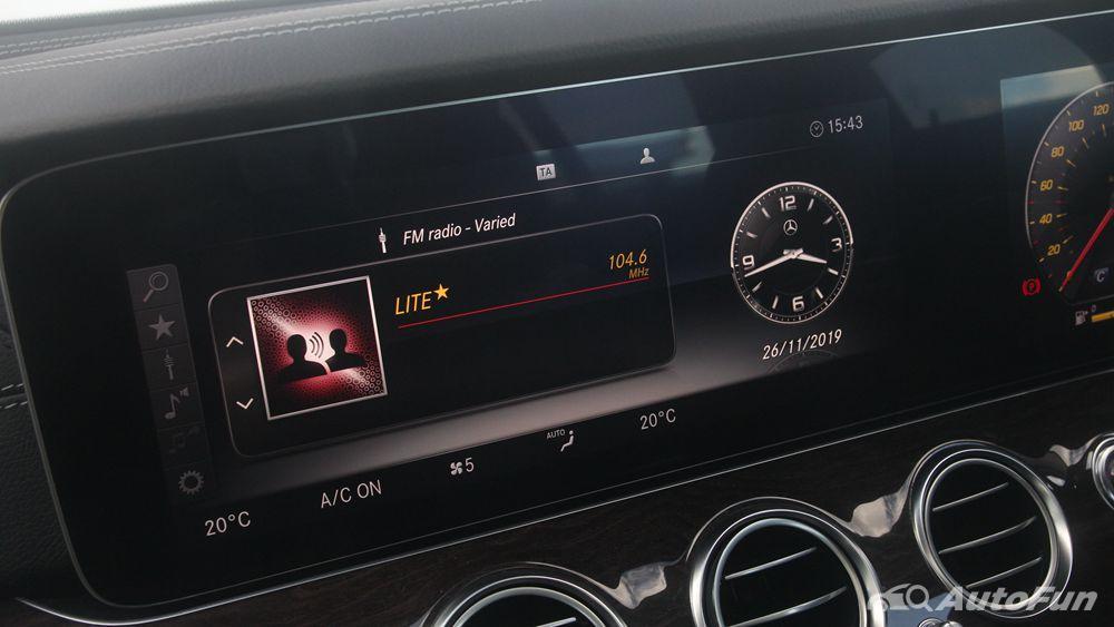 Mercedes-Benz E-Class 2019 Interior 013