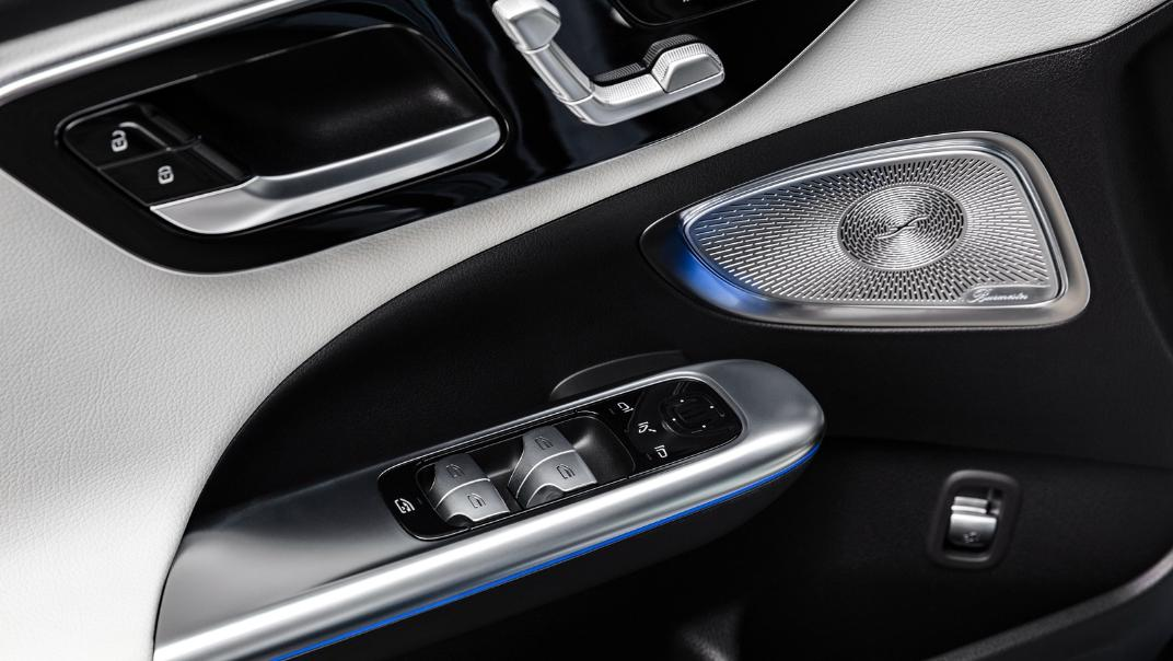 2021 Mercedes-Benz C-Class W206 Upcoming Version Interior 005