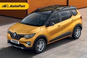 Renault Triber 2021 Andalkan Mesin 1.0 L Bertenaga 72 PS, Banderol Harganya Di Bawah Rp200 jutaan!