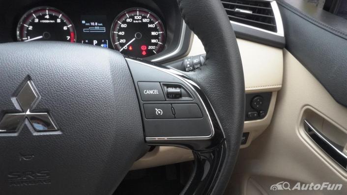 2020 Mitsubishi Xpander Ultimate A/T Interior 006