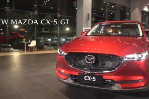 Ini Keunggulan Mesin Mazda SkyActiv pada New Mazda CX-5 GT Dibandingkan Mesin Turbo Honda CR-V