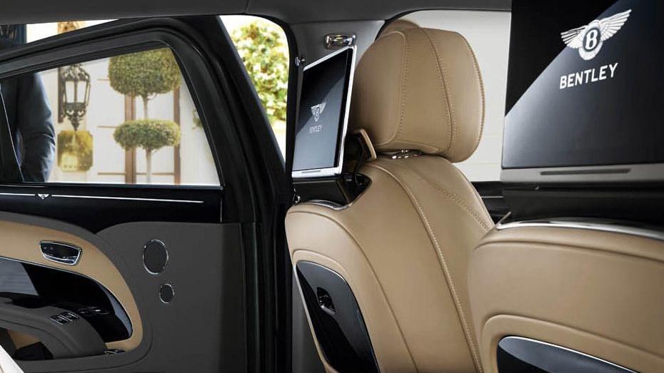 Bentley Mulsanne 2019 Interior 015