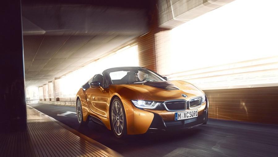 BMW I9 Roadster 2019 Exterior 001