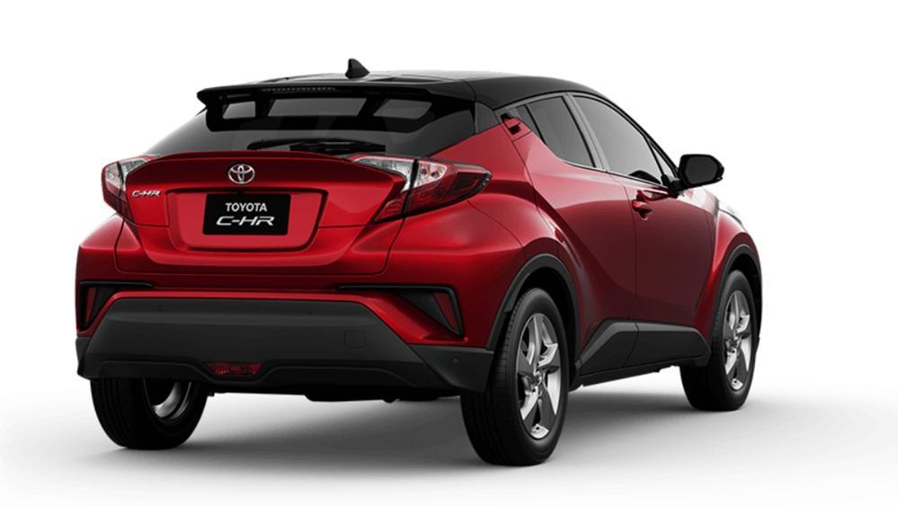 Toyota CHR 2019 Exterior 007