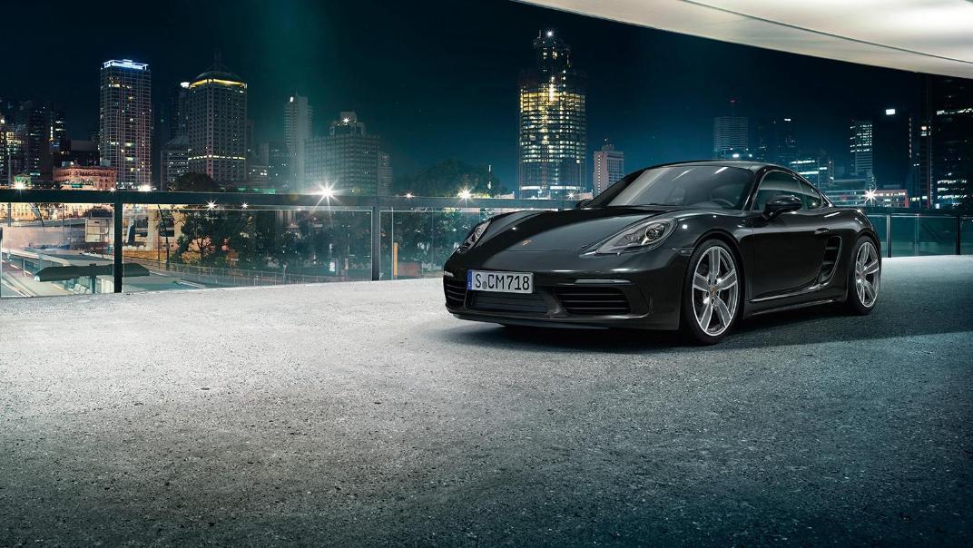 Porsche 718 2019 Exterior 040