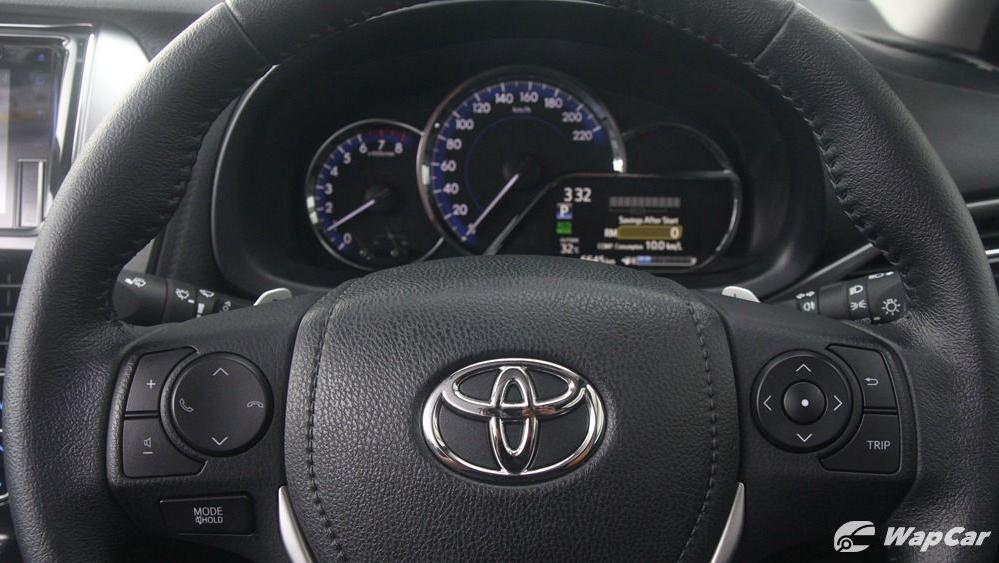 Toyota Vios 2019 Interior 038