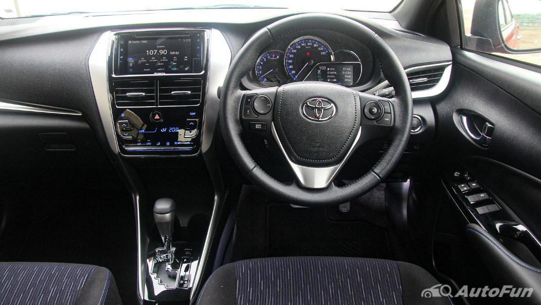 Toyota Yaris 2019 Interior 037