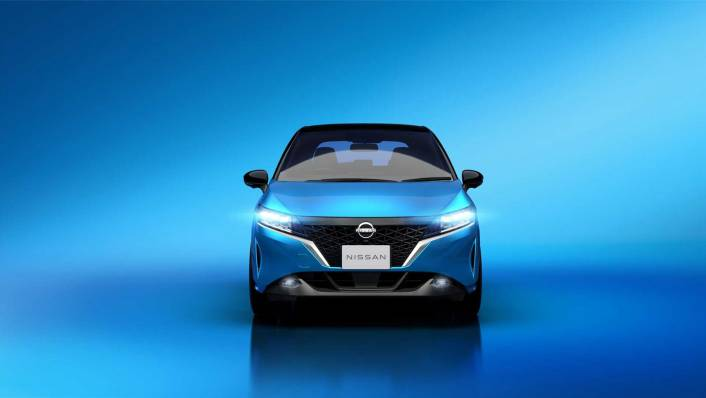 2021 Nissan Note Upcoming Version Exterior 002