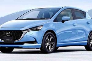 Mazda 2 2022 Siap Tantang Toyota Yaris dan Honda City Hatchback Dengan Varian Hybrid