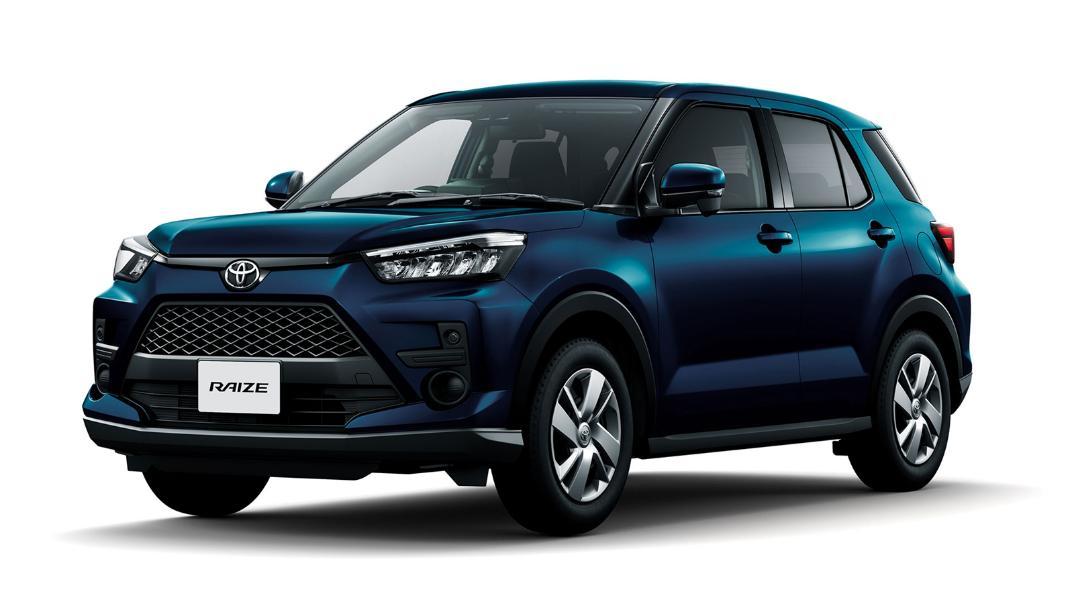 2021 Toyota Raize Exterior 077