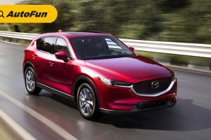 Fitur Sakti Mazda CX-5 Teranyar yang Tak Kunjung Dimiliki di Indonesia