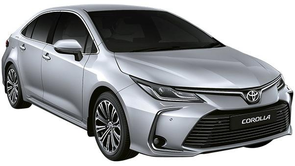 Toyota Corolla Altis 2019 Others 020
