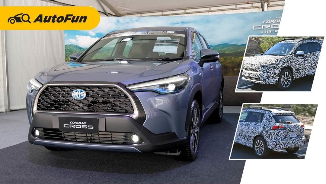 Toyota Corolla Cross Yang Siap Hadir di AS Akan Lebih Canggih Dibanding di Indonesia 01