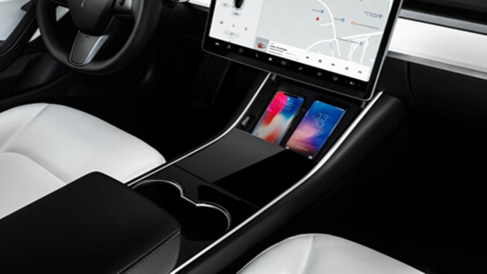 Tesla Model 3 2019 Interior 006