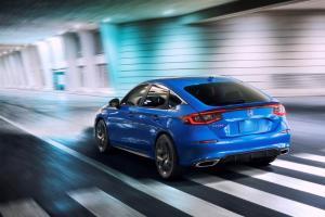 Honda Civic Hatchback 2022 Resmi Dirilis, Lebih Sporty dan Lebih Lega