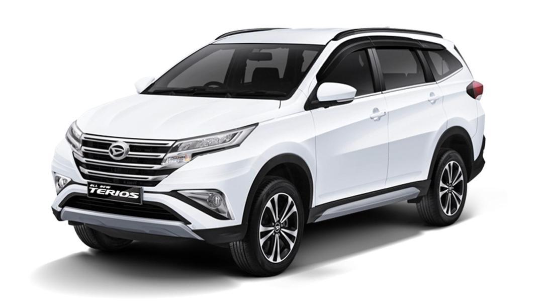 Daihatsu Terios 2019 Exterior 006