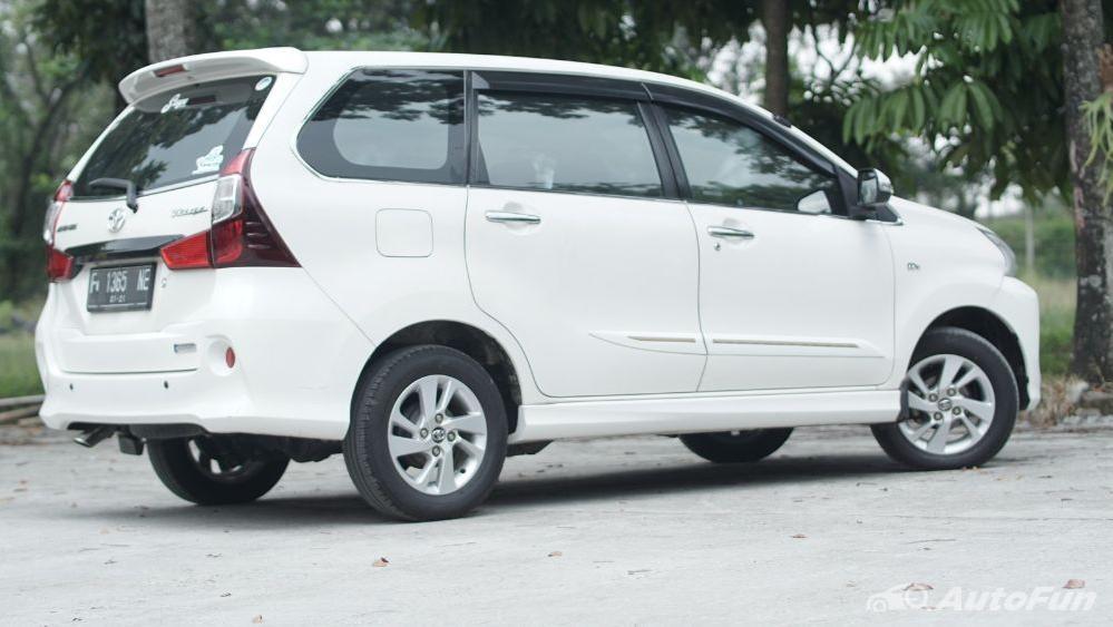 Toyota Avanza Veloz 1.3 MT Exterior 008