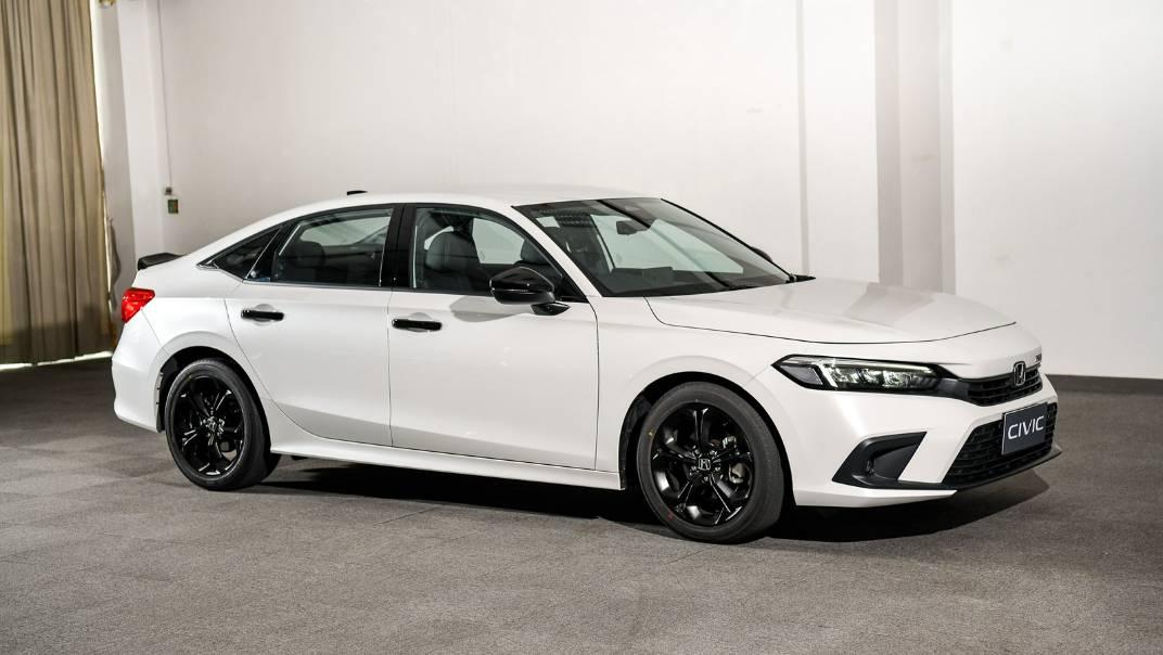 2022 Honda Civic Upcoming Version Exterior 017