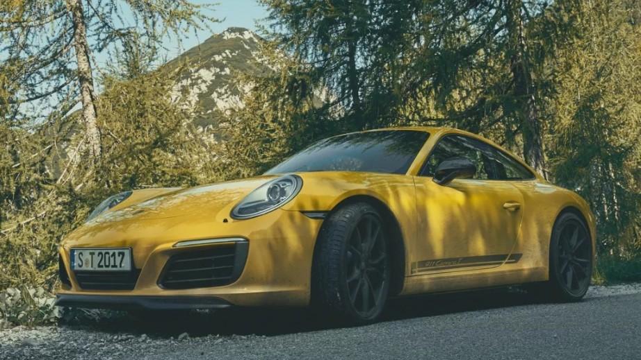 Porsche 911 2019 Exterior 063