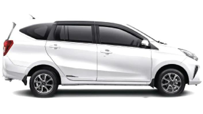 Daihatsu Sigra 2019 Exterior 004
