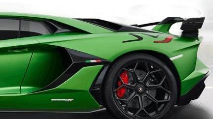 Lamborghini Aventador 2019 Exterior 020