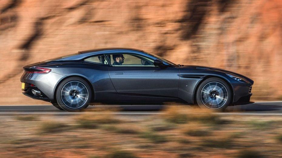 Aston Martin DB11 2019 Exterior 006