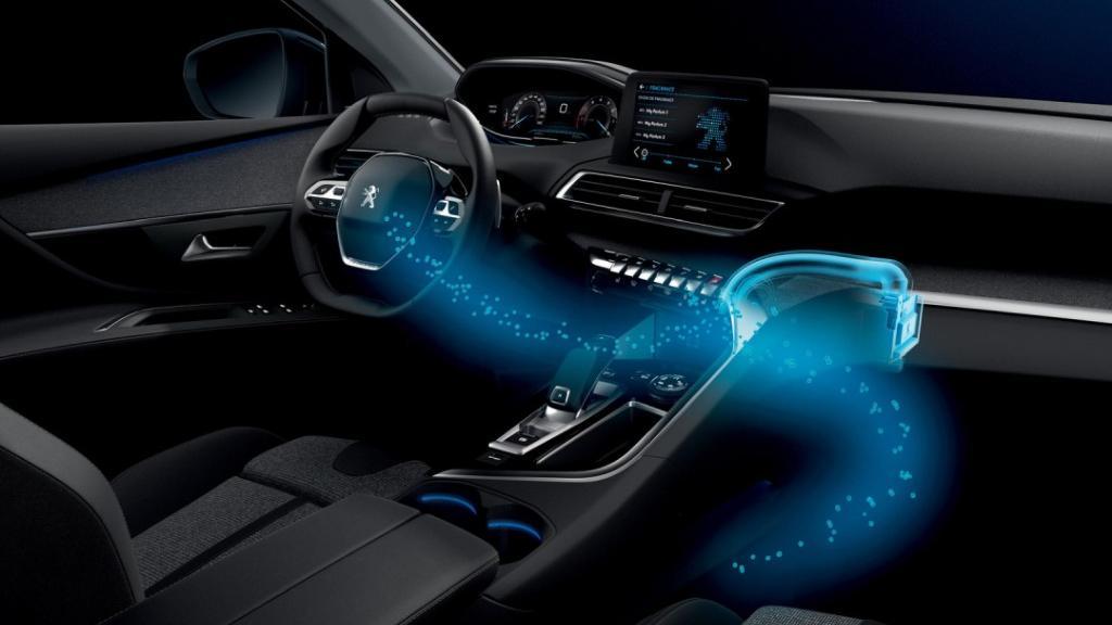 Peugeot 5008 2019 Interior 041