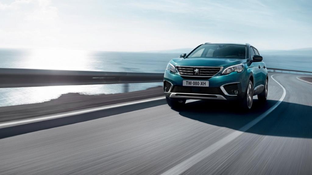 Peugeot 5008 2019 Exterior 025