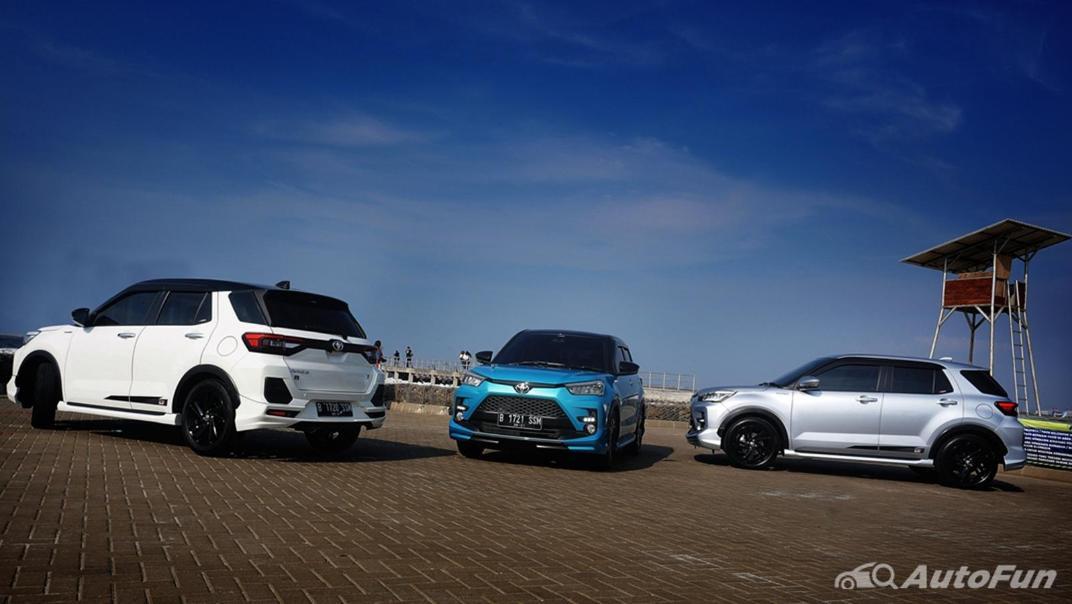 2021 Toyota Raize Exterior 034