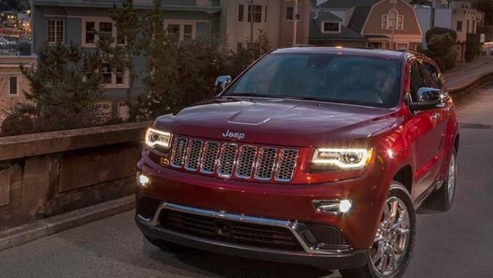 Jeep Grand Cherokee 2019 Exterior 001