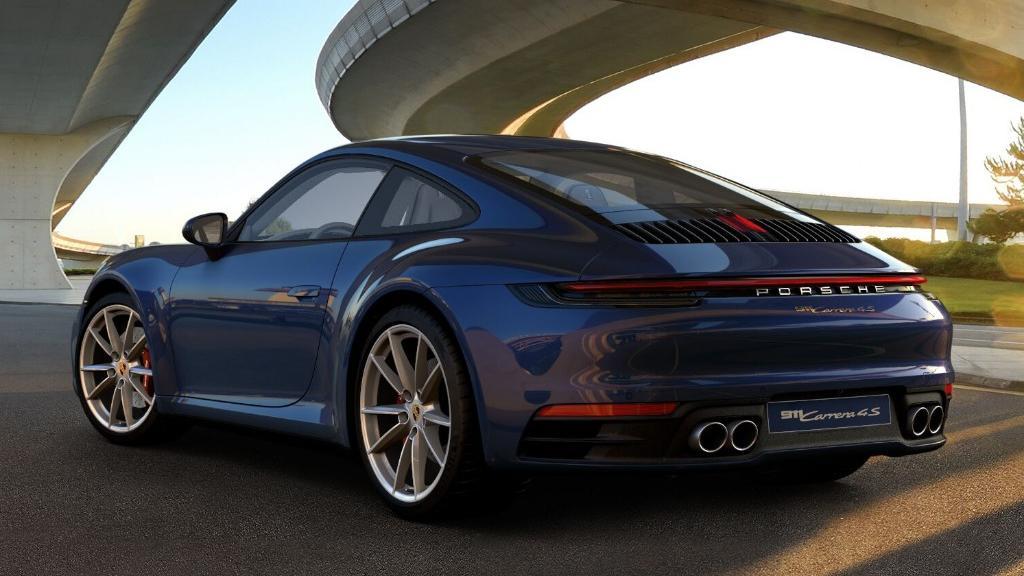 Porsche 911 2019 Exterior 043