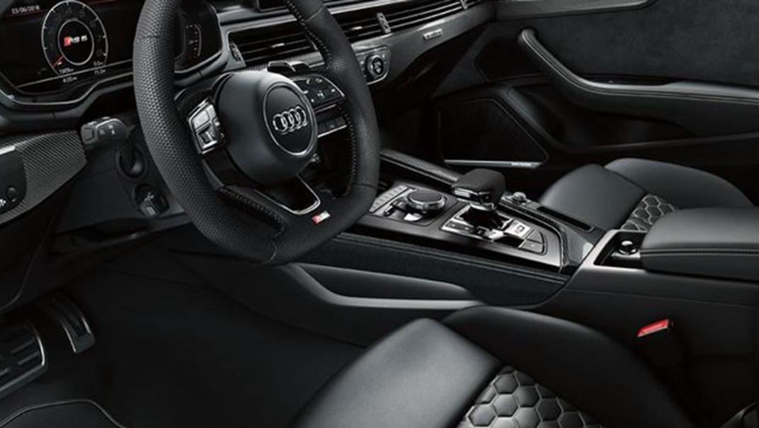 Audi Rs5 2019 Interior 002
