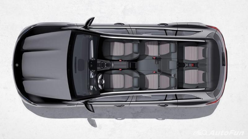 Debut SUV Listrik 7-Seater Mercedes-Benz EQB Yang Akan Dibuat di China 02