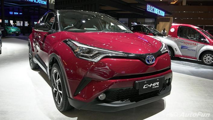 2021 Toyota CHR Exterior 002