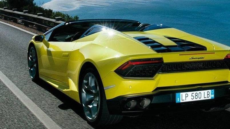 Lamborghini Huracan 2019 Exterior 035