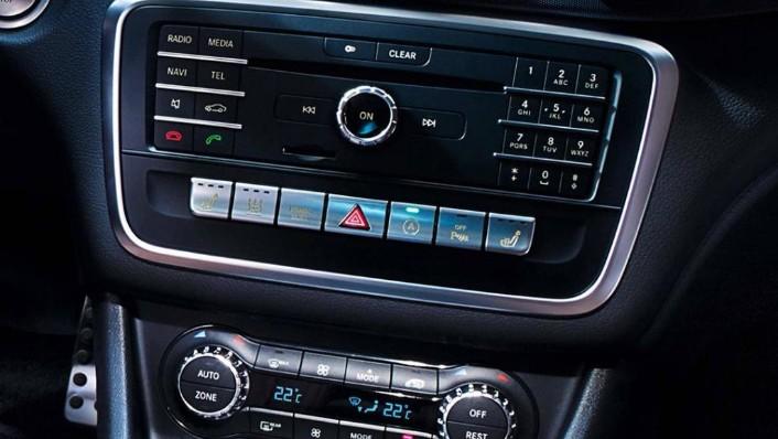 Mercedes-Benz CLA-Class 2019 Interior 006