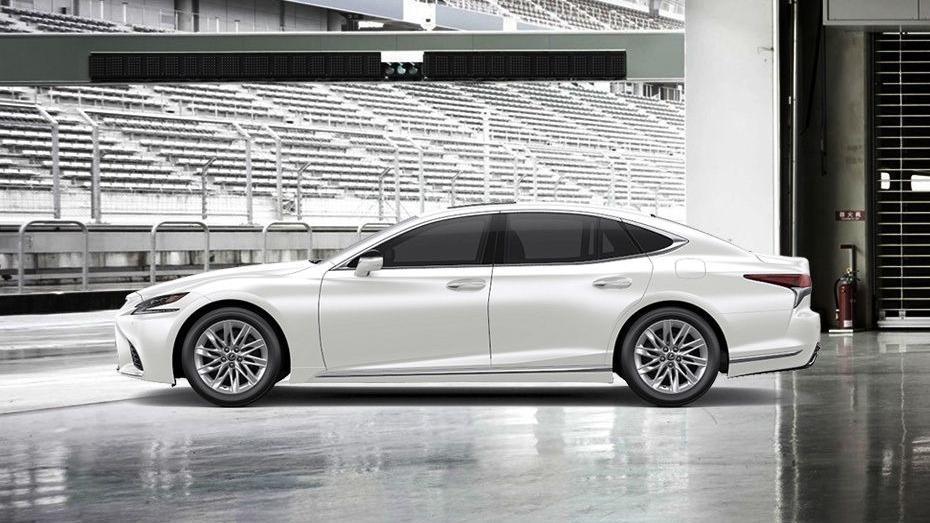 Lexus LS 2019 Exterior 010