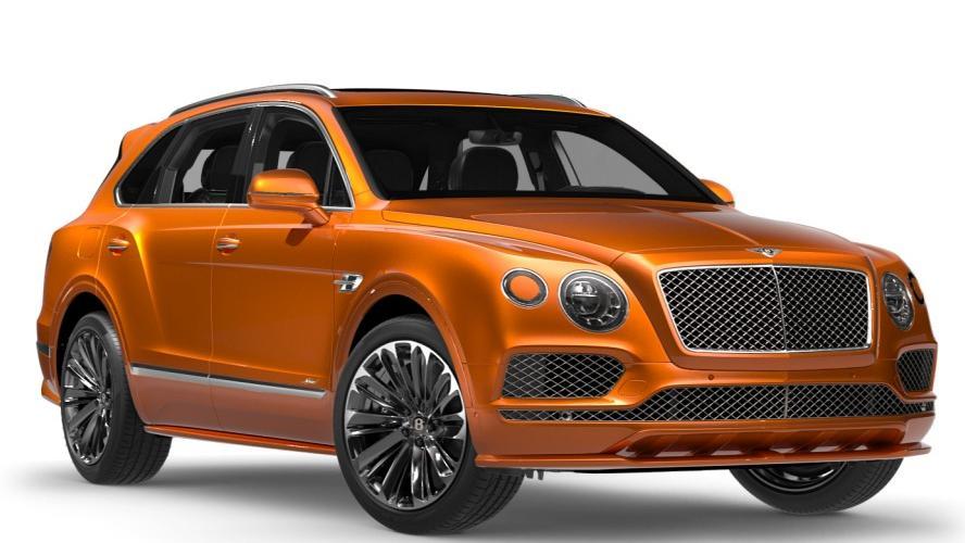 Bentley Bentayga 2019 Others 006