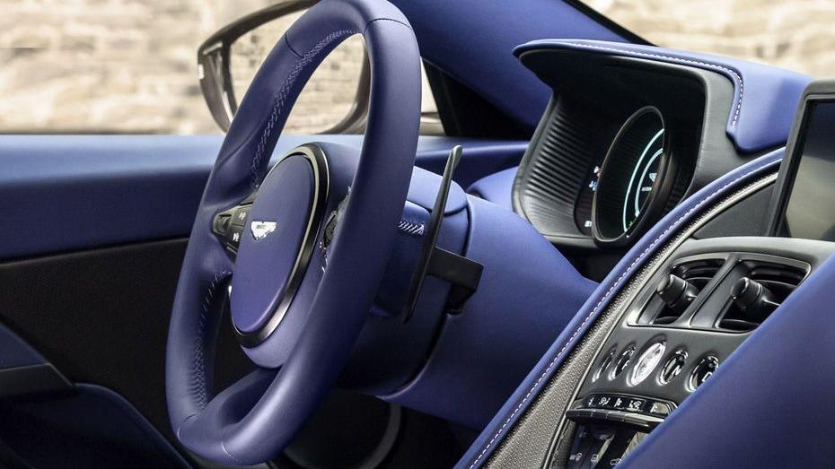 Aston Martin DB11 2019 Interior 001