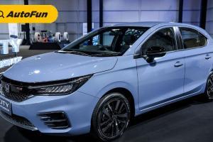 Honda Masih Menimbang Kehadiran Honda City Hatchback di Indonesia, Namun Diprediksi Hadir Lebih Dulu Dari Honda City Sedan