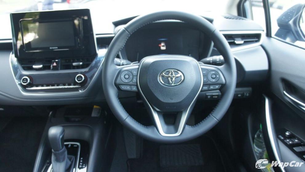 Toyota Corolla Altis 2019 Interior 004