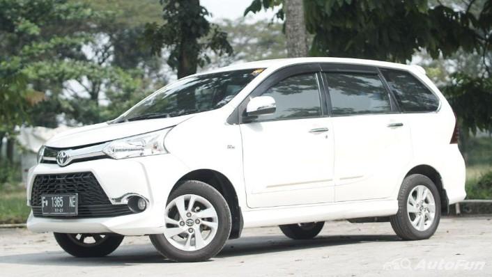 Toyota Avanza Veloz 1.3 MT Exterior 001