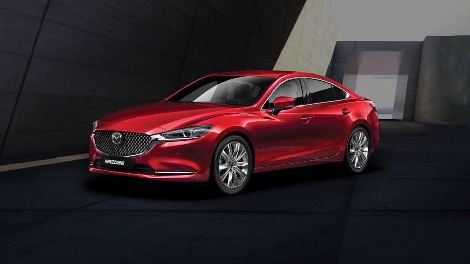 Mazda 6 2019 Exterior 004