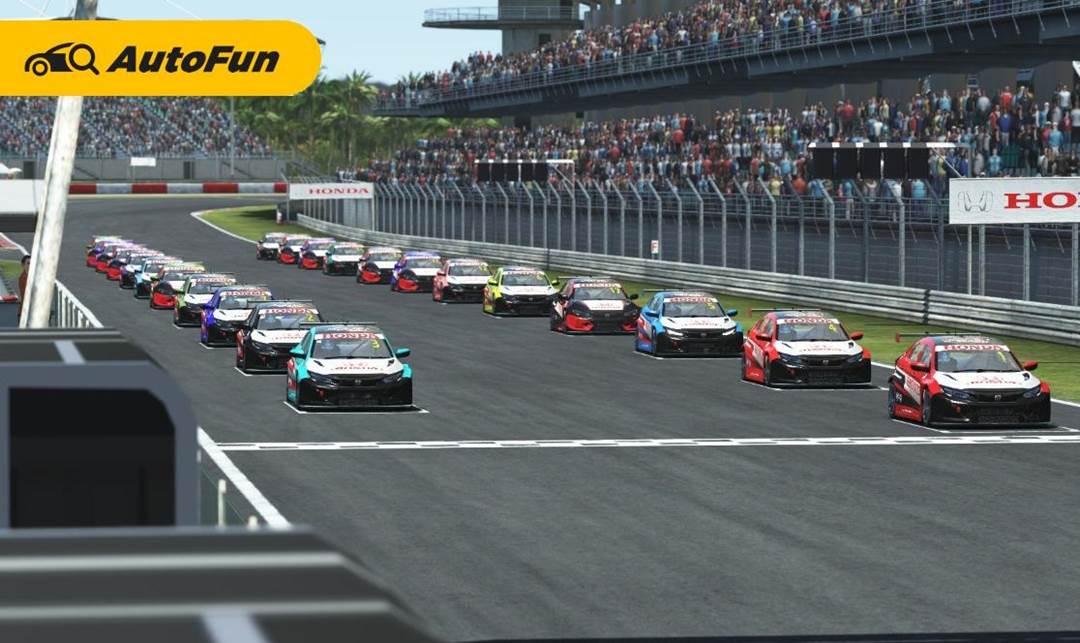 Honda Racing Simulator Championship 2021