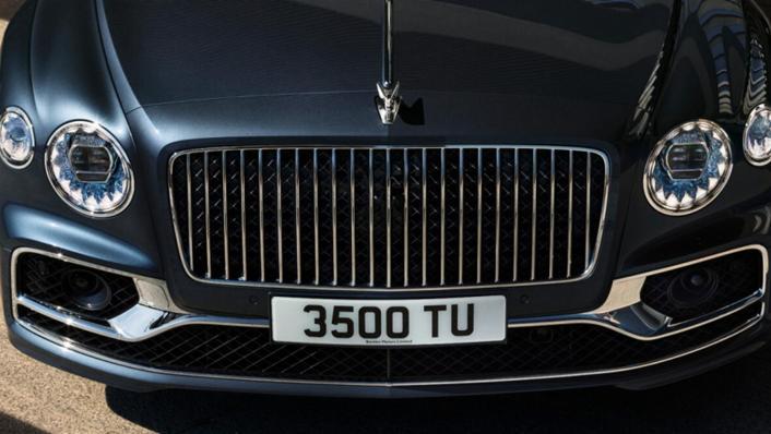 Bentley Flying Spur 2019 Exterior 008