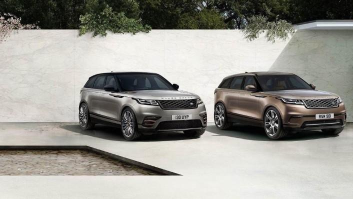 Land Rover Range Rover Velar 2019 Exterior 010