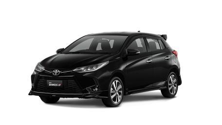 2021 Toyota Yaris 1.5 S CVT GR Sport 3 AB Daftar Harga, Gambar, Spesifikasi, Promo, FAQ, Review & Berita di Indonesia   Autofun
