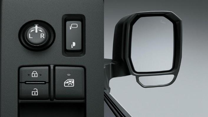 Toyota Hiace 2019 Interior 005