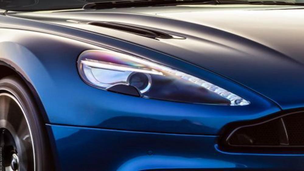 Aston Martin Vanquish 2019 Exterior 012