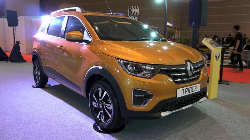 First Drive Singkat Renault Triber RXZ AMT: Harganya Tak Sesuai Ekspektasi 02
